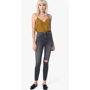 Joe Jeans The Charlie High Rise Skinny Ankle Sz 31